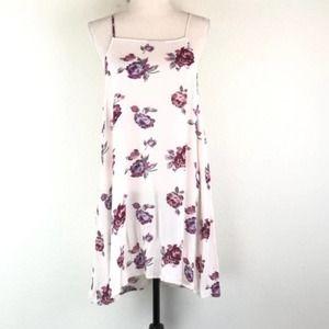 Mimi Chica Floral Print Summer Dress M NWT